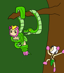 Jungle Bomberman: A Constricting Situation by BomberTim