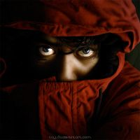 Evil Red Riding Hood by bayu85