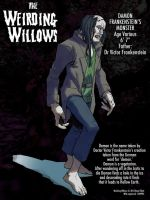 WEIRDING WILLOWS Damon Frankenstein's Monster by DeevElliott