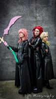 Sinful -Kingdom Hearts Cosplay- by LeatherAnd-Chocolate