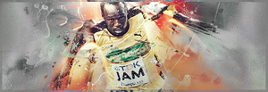 USAIN BOLT by InternazionaleSFA