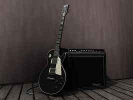 Gibson Les Paul by sharplin