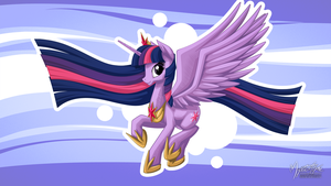 Celestial Twilight 16:9 by mysticalpha