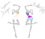 Egyptian and Butterfly CHEAP Adoptables *Closed* by SailorCancer1
