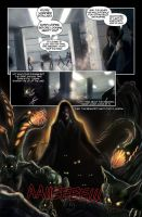 The Darkness II lettered version by alecyl