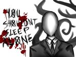 Slenderman ... by joss-chan