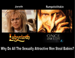 Sexually Attractive Men by OtoriReka