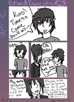 Butlers and Exorcists Page 1 by HummingBirdDuck