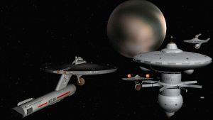 Starbase 23 by enterprisedavid