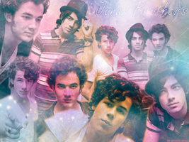 Jonas Brothers - Fly With Me by IttyBittyVic
