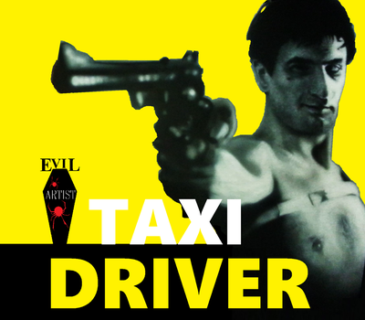 Taxi Driver by 666EvilArtist