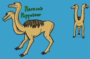 Peirson's Puppeteer by qwerty1198