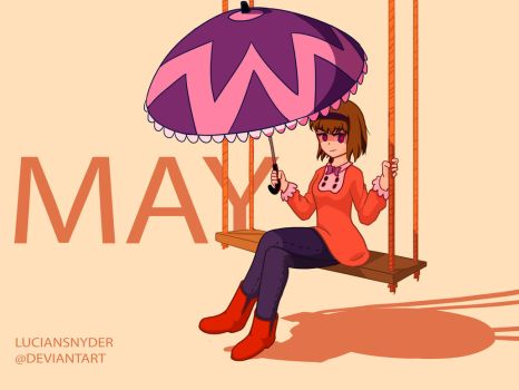 May by LucianSnyder