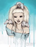 Yolandi by koffinkandy