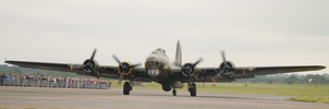 Taxiing Sally B by Party9999999