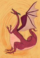 Smaug the Magnificent by Dragongirl-1000