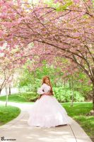 Code Geass - Nunnally, Spring Time by Kurai-Hisaki