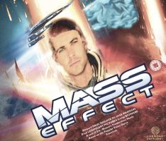 Mass Effect Film Poster Starring Paul Walker by RedVirtuoso