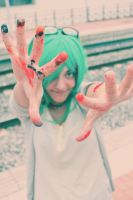 Gumi + pintura by TheBlestSlumbergold