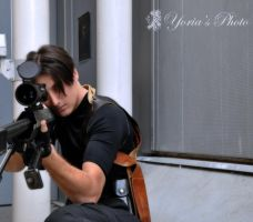 Leon S.Kennedy Cosplay by PrincessRiN0a