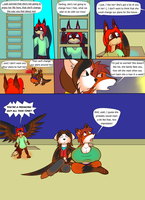 Life Goes On: Little Orphan Ashley (Page 14) by Omega-Warior