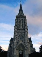 S.C de Bariloche -- Cathedral by shedoesntcare