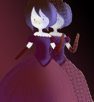 Marceline gown by XxMariCakesxX