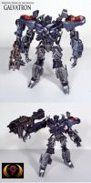 Beyond DOTM: Galvatron by Unicron9