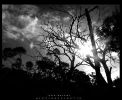 .Cloud and Shade. by GothicXpress