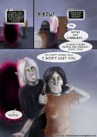 Between Places - page 28 by calthyechild