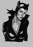 catwoman by Trigon11