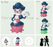 Ms. Mime