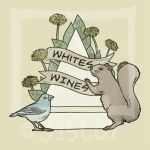 Whites Wines by J1Star