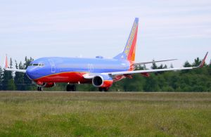 Boeing 737-800 Southwest by shelbs2