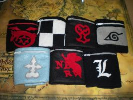 ConCosplay WristWallet by MadMouseMedia
