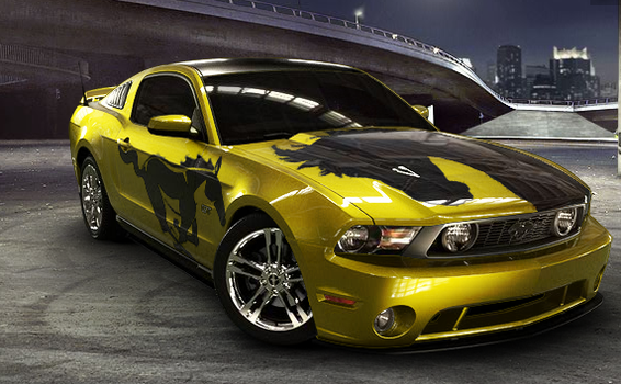 Mustang Customized by Manaquondoc-Myst