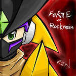 Forte Cross Rockman by Arumakan