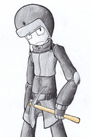 Climber -colored- by DrUmMeR-GuY