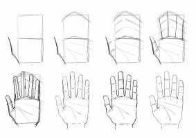 Another hand Tutorial by MasterSS