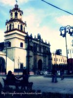center_of_coyoacan by AngilieSnape