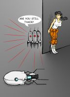 No portal gun, no hope by SoniKwolf1498