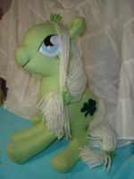 Minty, G1 to G4 My Little Pony Plush by SillyLilPuppet