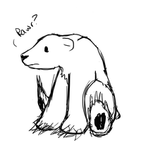 Polar Bear! :D by Acoyph
