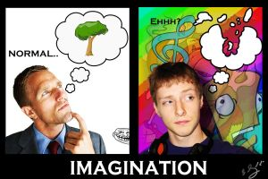 imagination by KiD-baBi