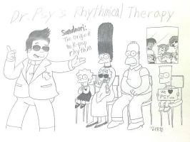 Dr.Psy's Rhythmical Therapy by komi114