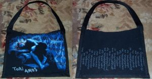 Tori Amos Purse by silentorchid
