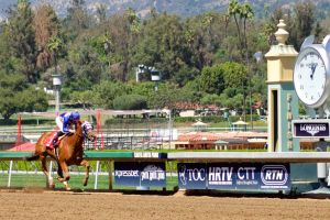 Santa Anita Race 2 by Codyrc74