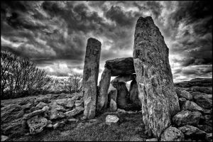 Neolithic Place of Rest by LLOYDMWRIGHT