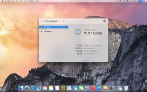 Mac OS X Yosemite 10.10 by janosch500