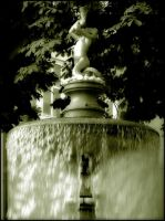 Fountain II by Dspatzier